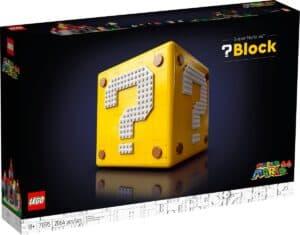 lego 71395 pytajnikowy blok super mario 64